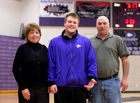 Riverton Senior Night - 1/31/13