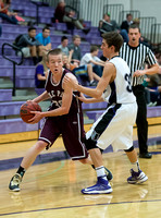 Lone Peak at Riverton - JV - 2/1/13
