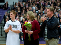 Riverton Senior Night