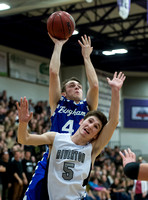 Bingham at Riverton - Varsity - 2/8/13