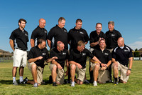 Coaches and Staff