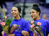 Riverton Senior Night & Region Trophy Presentation - 2/18/14