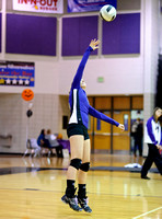 Bingham at Riverton - JV - 10/25/11