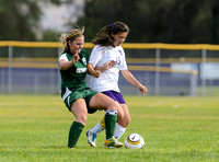 Olympus at Riverton - JV - 8/10/12