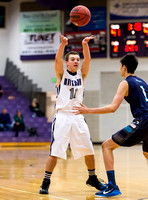 Riverton vs Juan Diego - Riverton Holiday Tournament - 12/27/14