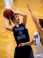 Pleasant Grove at Riverton - Varsity - 1/20/15