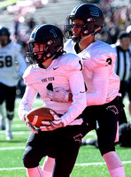 Desert Hills vs Pine View - 3AA Final - 11/18/16