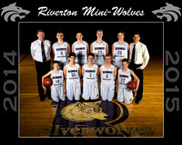 Riverton Mini-Wolves Team Photos - 1/3/14