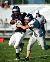 Riverton Preseason Scrimmage - 8/13/10